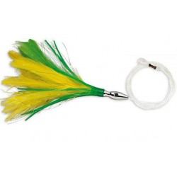 FLASH FEATHER RIGGED 127