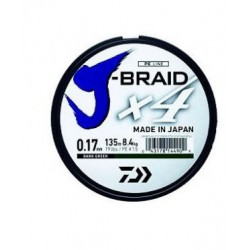 J BRAID X 4 -135 METROS