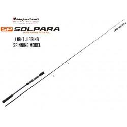 MAJOR CRAFT NEW SOLPARA LIGHT JIGGING