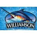artículos de pesca de la marca williamson